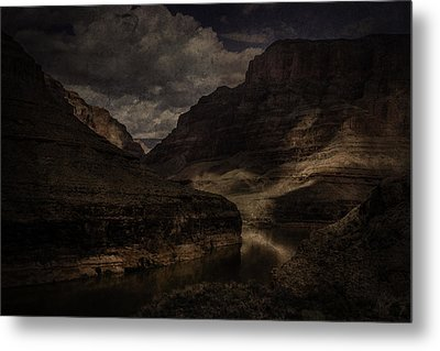 Metal Print featuring the photograph Grand Canyon - West Rim by Ryan Photography