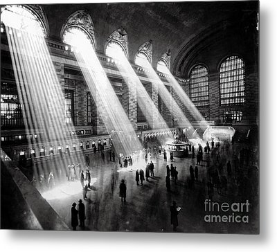 Grand Central Station New York City Metal Print