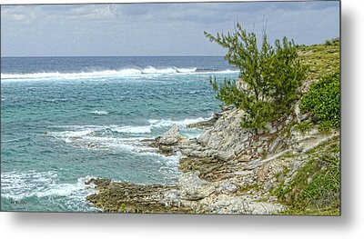 Metal Print featuring the photograph Grand Turk North Coast by Michael Flood
