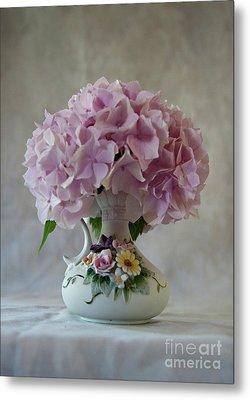 Grandmother's Vase   Metal Print