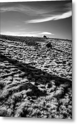 Metal Print featuring the photograph Granite Lakes Meadow by Alexander Kunz