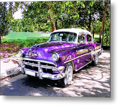 Grape Jammer Metal Print by Dominic Piperata