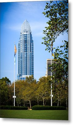 Great American Tower Metal Print