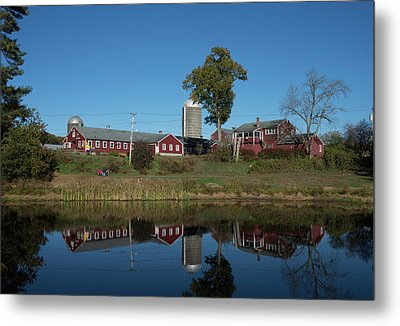 Great Brook Farm Metal Print