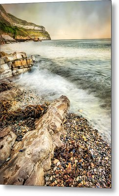 Great Orme Coast Metal Print