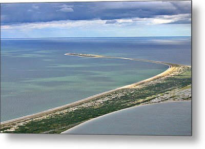 Great Point Nantucket Metal Print by Duncan Pearson