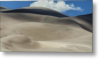 Great Sand Dunes National Park II Metal Print
