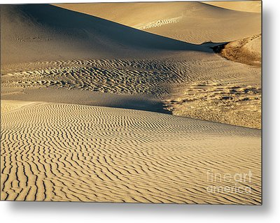 Great Sand Dunes National Park Metal Print by Marek Uliasz