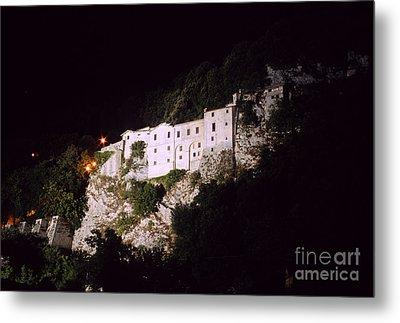 Greccio Monastery I Metal Print