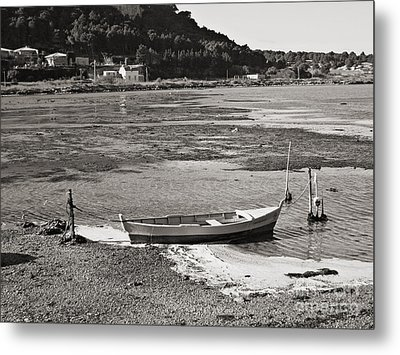 Gruissan  Metal Print by Cendrine Marrouat