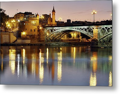 Guadalquivir Metal Print by Gustavo's photos