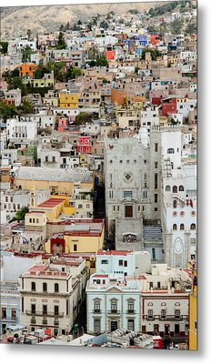 Guanajuato, Mexico. Metal Print by Rob Huntley