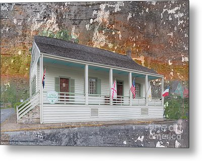 Guibourd-valle House  Metal Print