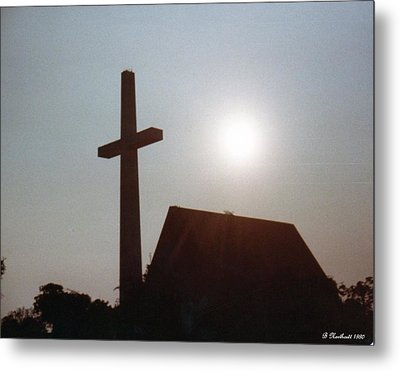 Metal Print featuring the photograph Guiding Light by Betty Northcutt