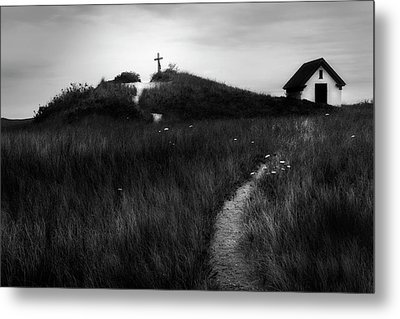 Metal Print featuring the photograph Guiding Light by Bill Wakeley