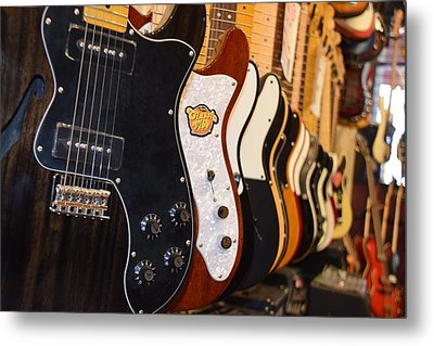 Rock Collection Metal Print by Dany Lison