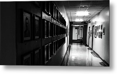 Hall Of Memories Metal Print by Brian Sereda