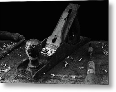 Metal Print featuring the photograph Hand Tools  by Richard Rizzo