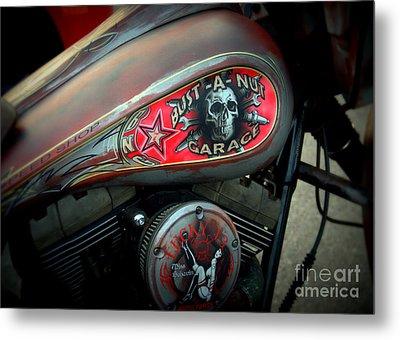 Harley 1 Metal Print