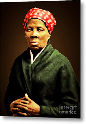 Harriet Tubman Underground Railroad 20160420 Metal Print