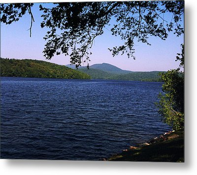 Harriman Metal Print by GJ Blackman