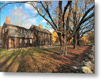 Hartwell House And Tavern Metal Print by Catherine Reusch Daley