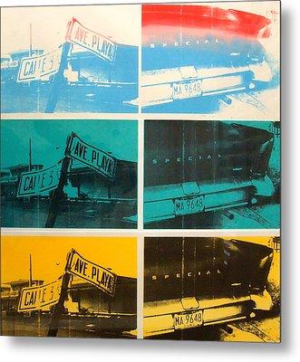 Havana Four Metal Print by David Studwell