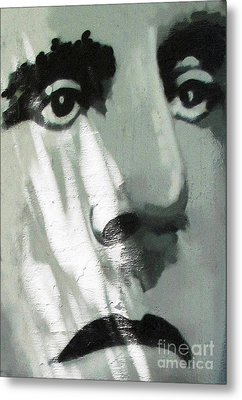 He Is Not Amused Metal Print by Ethna Gillespie