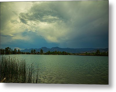 Metal Print featuring the photograph Head In The Clouds by James BO Insogna