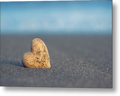 Zen Heart  Metal Print by Stelios Kleanthous