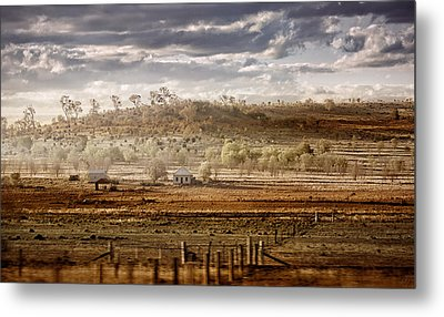 Heartland Metal Print by Holly Kempe