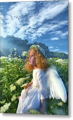 Metal Print featuring the photograph Heaven Sent by Phil Koch
