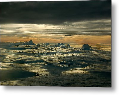 Heavenly Metal Print by Mandy Wiltse