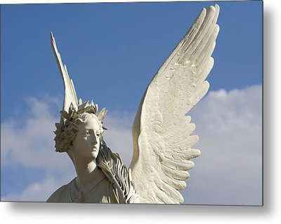 Heavenly Metal Print by Marc Huebner