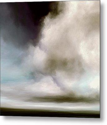 Heavens Divide Metal Print by Lonnie Christopher
