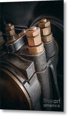 Heavy Industry Detail Metal Print