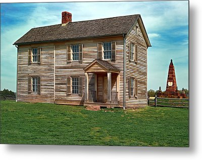 Henry House Hill  Metal Print