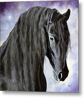 Hessel-the Gentle Giant Metal Print