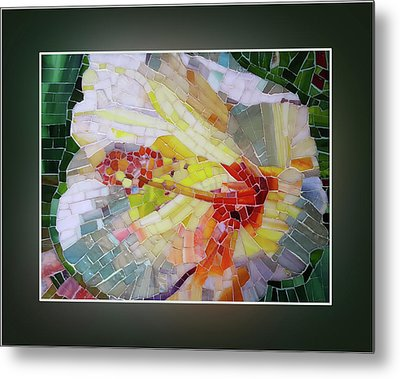 Hibiscus #2 Metal Print by Adriana Zoon