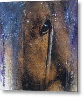 Hidden Horse Metal Print by Jackie Flaten