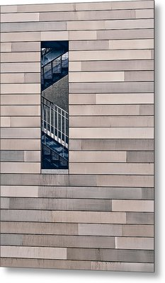 Hidden Stairway Metal Print by Scott Norris