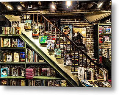 Metal Print featuring the photograph Hidden Treasures by Anthony Baatz