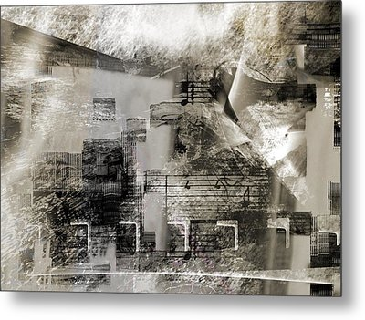 Hide And Seek Metal Print