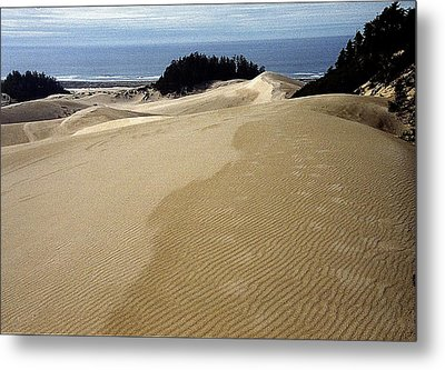 High Dunes 2 Metal Print by Eike Kistenmacher