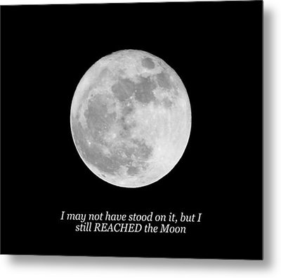 High Moon Metal Print