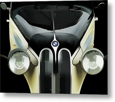 High Style Metal Print by Douglas Pittman