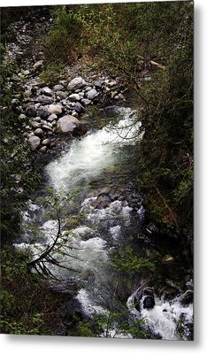 Hiking Wallace Falls#1 Metal Print