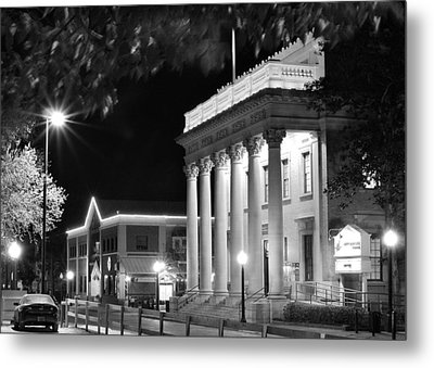 Hippodrome At Night  Metal Print by Farol Tomson