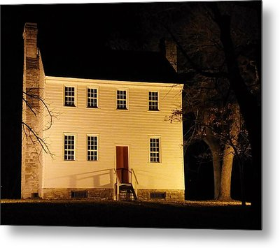 Historic Carter Mansion  Metal Print