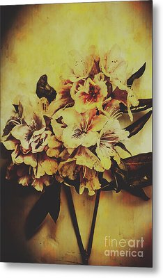 History In Bloom Metal Print by Jorgo Photography - Wall Art Gallery